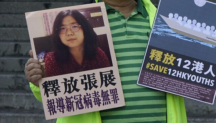 Chinese Journalist jailed over Wuhan virus reporting