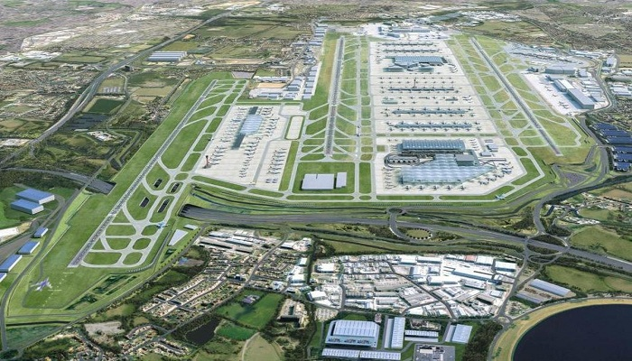 Britain Supreme Court gives green signal to Heathrow expansion