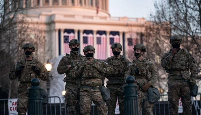 Dozens of US military charged for threats to lawmaker