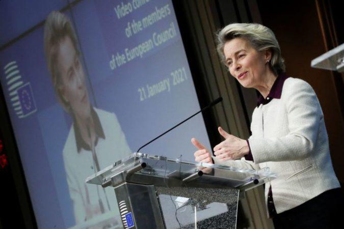 EU stood its ground in a row with AstraZeneca