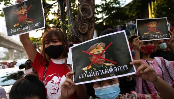 Post-coup Myanmar likely to find China support if sanctions bite
