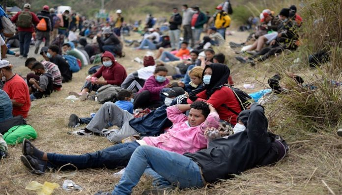 Asylum seekers waiting for Biden promise to come true