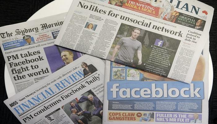 Australia pledges vaccine campaign publicity, not advertise on Facebook