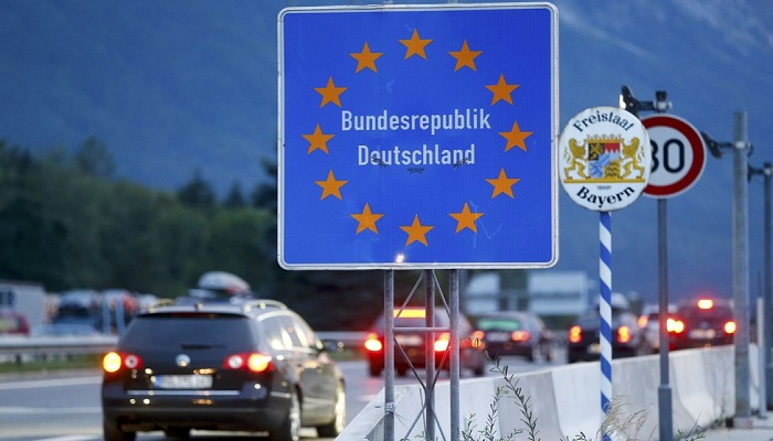 Germany says decision to impose border controls a temporary measure