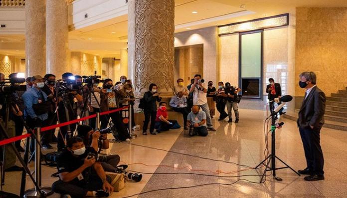 Malaysiakini fine raises concern among Pakistani Journalist society