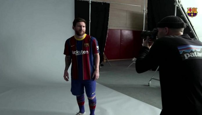FC Barcelona plans to sue newspaper for publishing Messi contract