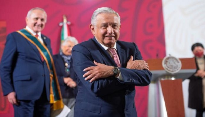 Sources says President Obrador expected to ask Biden to share vaccines