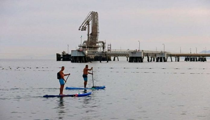 Israel-UAE oil deal place Red Sea Coral reefs under threat