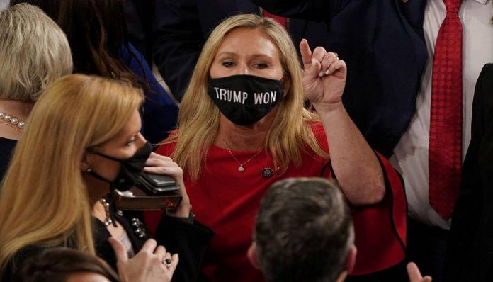 Top Senate Republican calls Greene a 'cancer' on Republicans