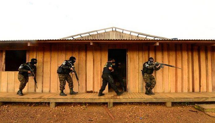 Brazil's army fails in key mission halting Amazon deforestation