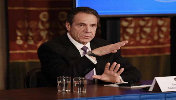 Another woman accuses NY governor of sexual harassment