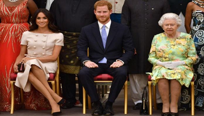Royal Family silent over Meghan's claim of racist remark