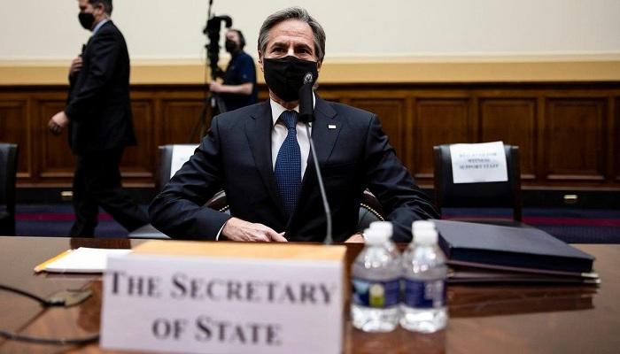 No military solution to the conflict, Blinken told UN's Yemen envoy
