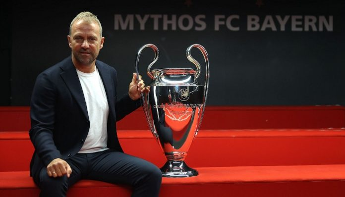 Bayern Munich appoints new coach to replace Flick